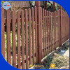 types of wood fences yard fencing security styles
