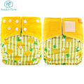 Best Selling one size Washable and Reusable Cloth Diaper nappy for baby