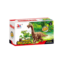 High Quality Battery Operated Electrical Plastic Dinosaur Toy