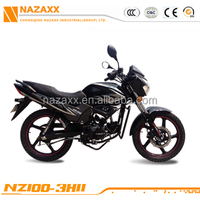 NZ100-3HII 2016 New 100cc Excellent Cheap Hot Sales Fashion Adults Street/Calle Motorcycle/Motocicleta
