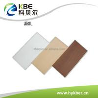 Waterproof pvc foam siding panel self adhesive pvc tile