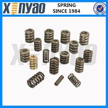 high-temperature steel compression spring