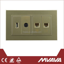 Widely Use High Cost Performance Antique Wall Switches