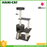 Factory Directly Provide pet cat toy scratch