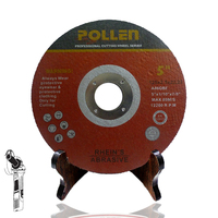 5In Abrasive Cutting Disk for Inox Cutting