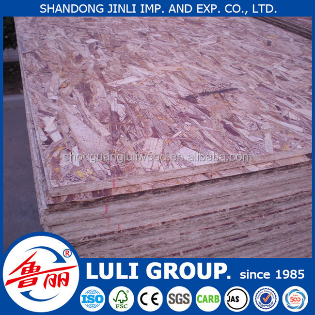 6MM OSB3 for construction good quality