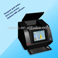 Gold and Silver Testing Machine In Jewelry Store/Jewellery XRF Testing Machine (NAP7800)