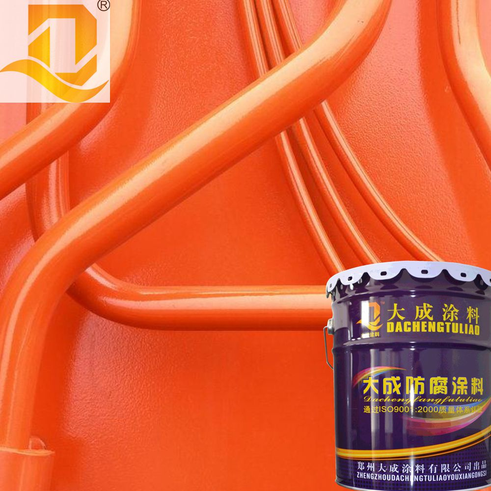 Anti-rust epoxy iron red primer for steel structure
