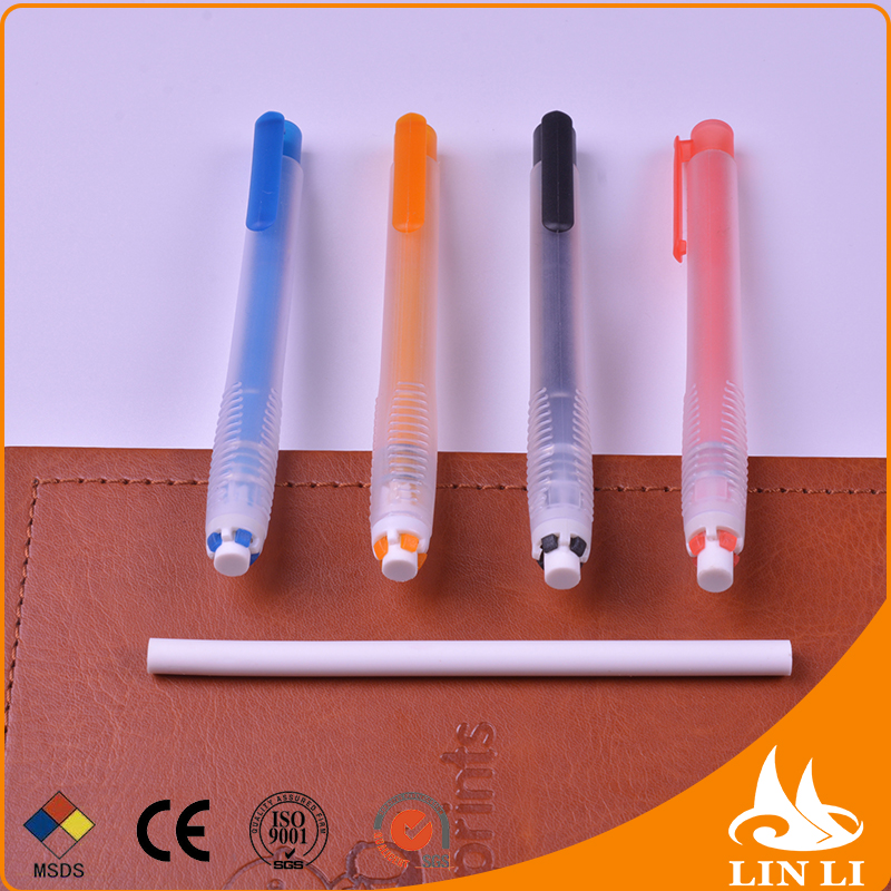 2017 colorful appearance magic erasable temperature control automatic ball pen