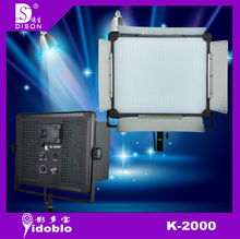 Good price 80w 5500k led video camera studio light fot indoor lighting