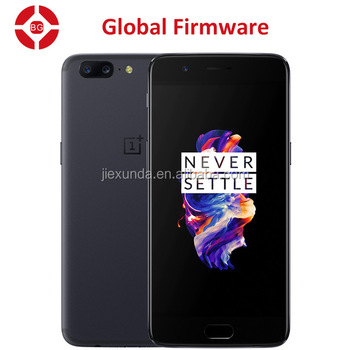 "Original Oneplus 5 Snapdragon 835 6/8GB 64/128GB Octa Core 4G LTE Mobile Phone 5.5"" Android 7.0 20MP 3300mAh NFC Fingerprint"