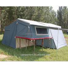 tropical roof 9FT camper trailer tent