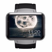 "2017 2.2"" Big Screen DM98 Bluetooth Speaker WiFi/GPS/WCDMA 3G smart watch smartwatch"