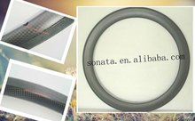 50,60mm carbon bicycle rim ruedas, with 3k UD finish 700c Spain style