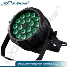 Dmx Lighting Rgbawv 6-In-1 Led Par Light Dj Light