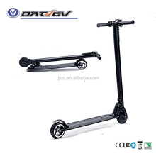 Frroalloy foldable electric scooter with handle and LCD meter mini easily carry hoverboard