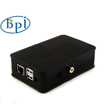 2016 hot sale Banana Pi M1 opaque black or white case / kit /accessories.
