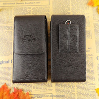 Popular lichee pattern magnetic buckle phone case for huawei ascend P7 flip leather case for huawei honor 3C wholesale
