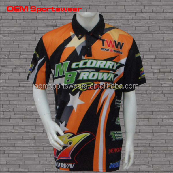 Customize Made Team Motocross Racing Jerseys