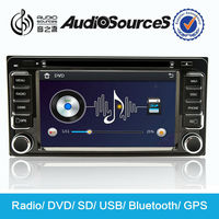 double din car gps dvd for toyota land cruiser toyota RAV4 corolla car multimedia system with bluetooth radio CD player