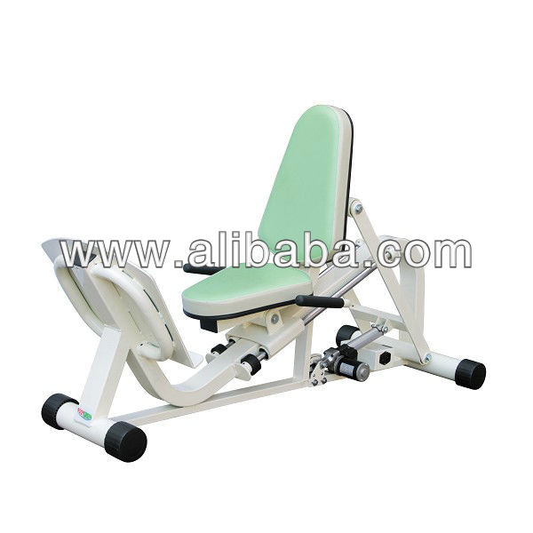 Isokinetic Fitness Equipment -- Leg Press type