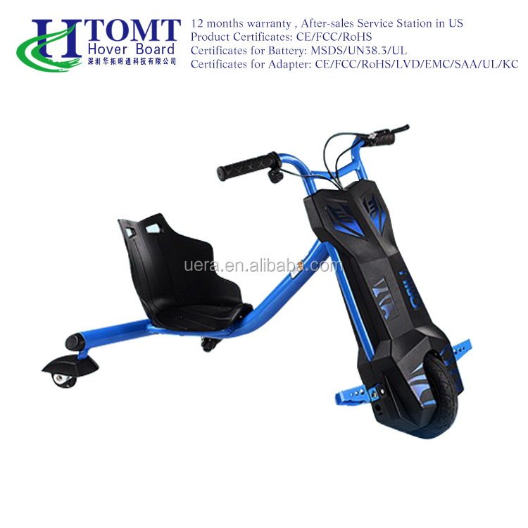 China Htomt New Motorcycles 3 wheel electric bicycle electric motor 12v 500w smart drifting scooter balancing scooter