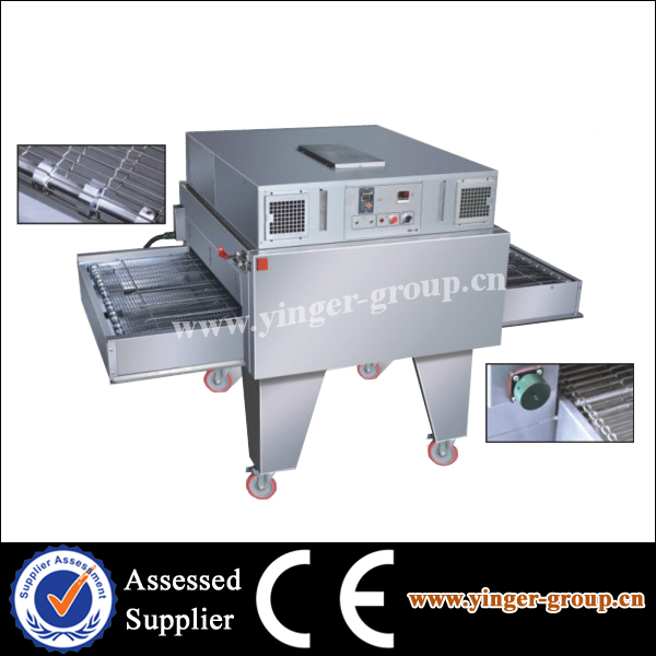 YGRKL-36 Commercial Baking Equipment Gas Conveyor Pizza Oven