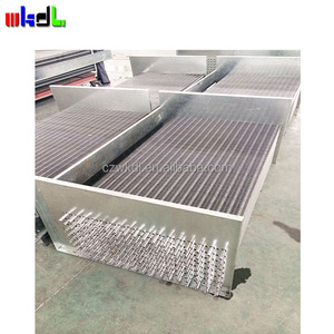 high quality chilled water cooling coil with ce certificate
