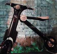 ET scooter salable product electric folding bike ET electric brushless motor balance scooter