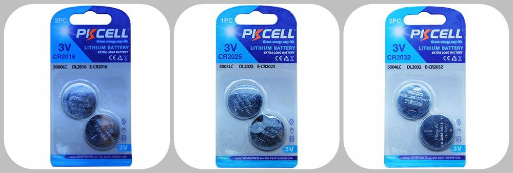 Popular supplier of 3V Lithium Manganese Button cell battery CR2016