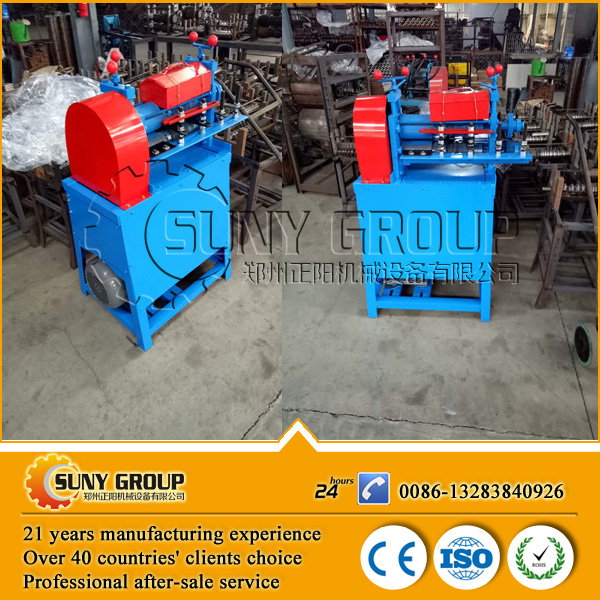 copper wire stripping machine/copper wire peeling/scrap cable wire peeler for sale