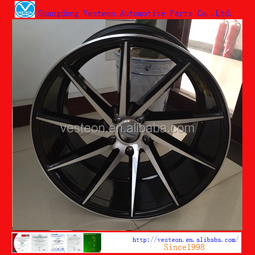 China factory supply aftermarket cvt alloy wheel