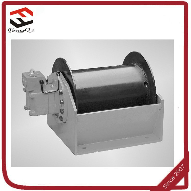 Hydraulic Power small winch
