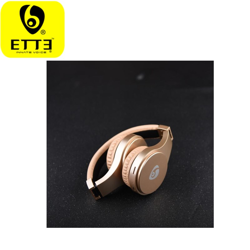 HiFI Bluetooth headsets support calling ,music with microphone FM headsets