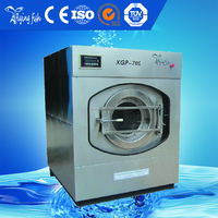 Industrial used commercial washing machine for sale