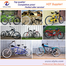 gas powered bicycle engine kit/gas powered motors for bicycles