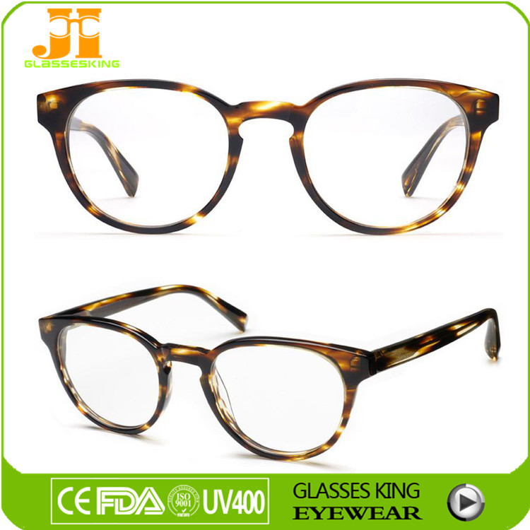 acetate handmade frame new style glasses 2017 optical eyeglass frames