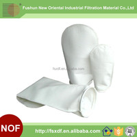 China Golden Supplier Liquid filter bag 0.1,5,10,15,25,50,100 micron PP/PE filter bag
