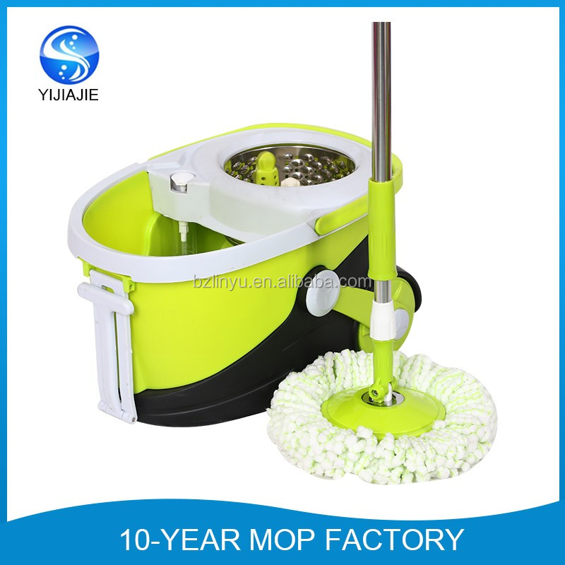 hot selling bucket mop as seen on tv