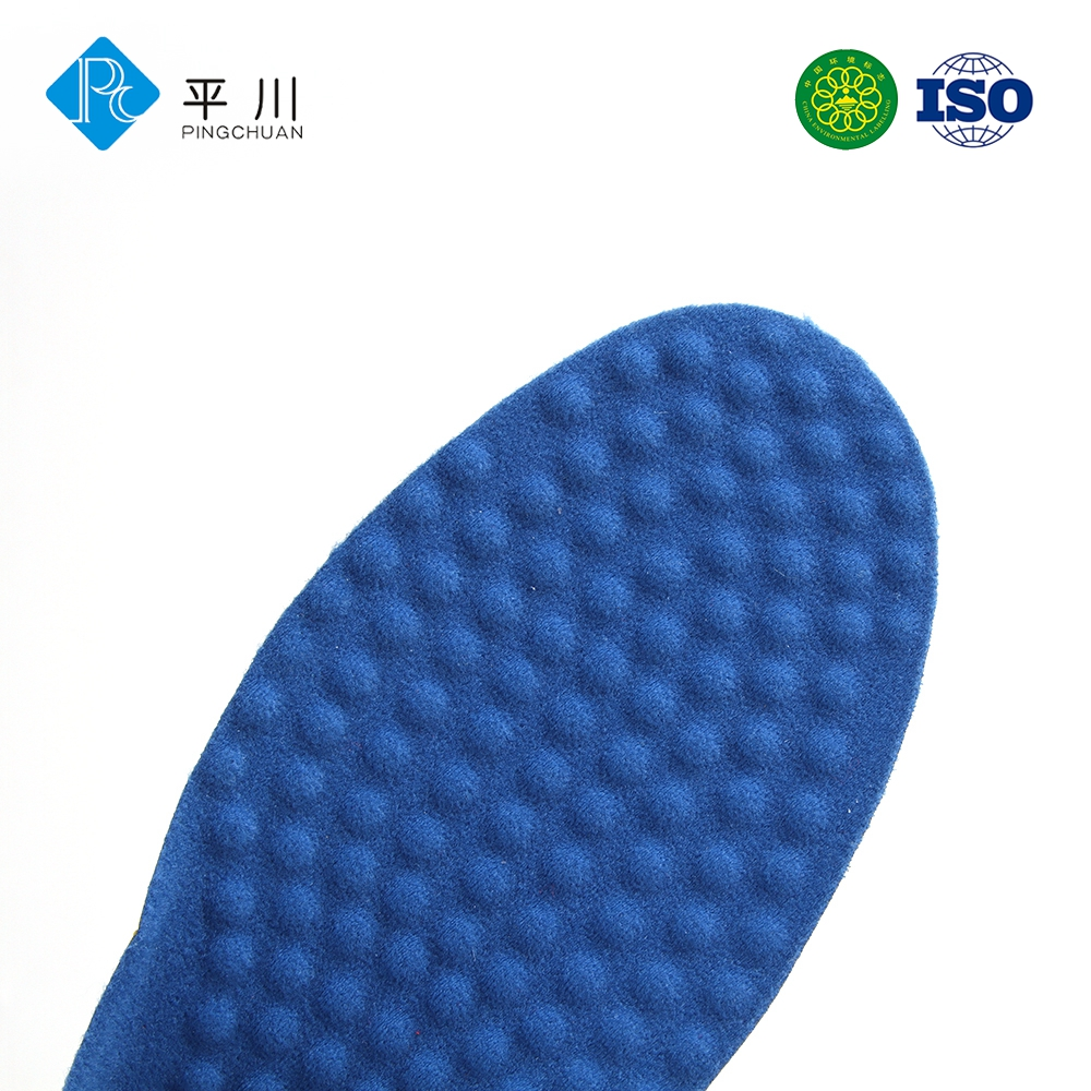 Foot relax PU massage soft shoe insole