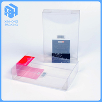 customized pvc packing box