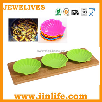 top quality silicone tableware paltes