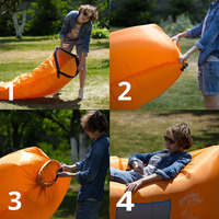 Portable Sleeping Bag Balloon Furniture Outdoor