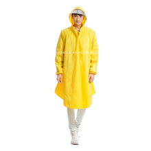 hooded women stylish rain poncho pattern