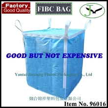 Wholesale 100% woven polypropylene high quality 1 ton jumbo bag with low factory price in China