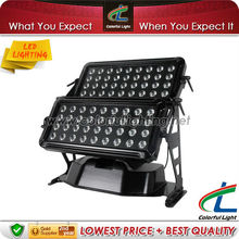 72x10W RGBW LED City Color Stage Lighting