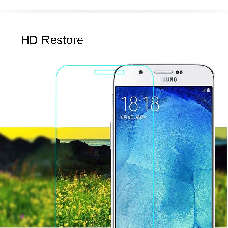 Small Size Mobile PhonesTempered Glass For Samsung Galaxy