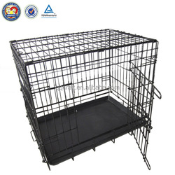 QQ04 wholesale fashion design metal cheap dog kennels