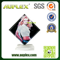 sublimation crystal for DIY crystal photos
