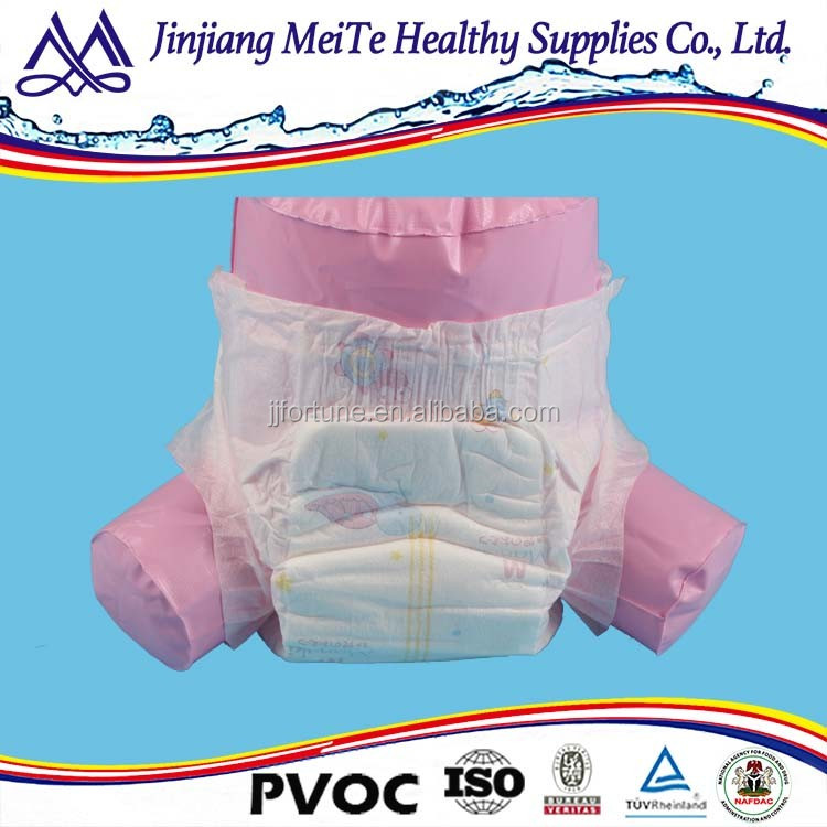 China wholesale Cheap soft and comfortable disposable baby nappies